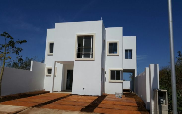 Foto de casa en condominio en renta en, conkal, conkal, yucatán, 1776640 no 01