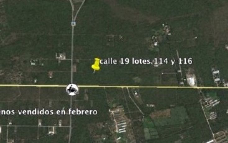 Foto de terreno habitacional en venta en, conkal, conkal, yucatán, 1777294 no 01