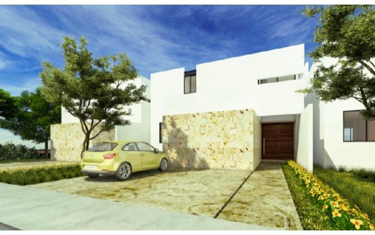 Foto de casa en venta en  , conkal, conkal, yucatán, 1778826 No. 01