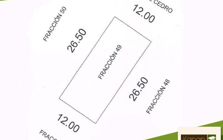 Foto de terreno habitacional en venta en  , conkal, conkal, yucatán, 1787842 No. 04