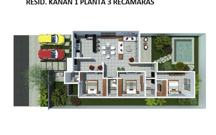 Foto de terreno habitacional en venta en  , conkal, conkal, yucatán, 1787842 No. 10