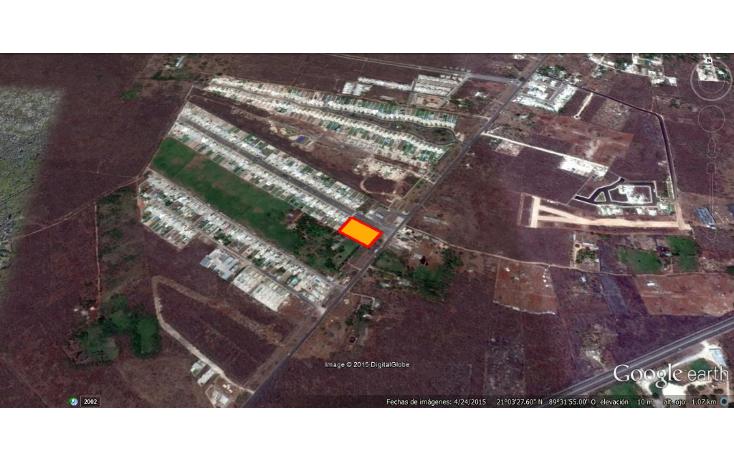 Foto de terreno comercial en venta en  , conkal, conkal, yucatán, 1789154 No. 05