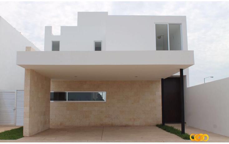 Foto de casa en venta en  , conkal, conkal, yucatán, 1790914 No. 01