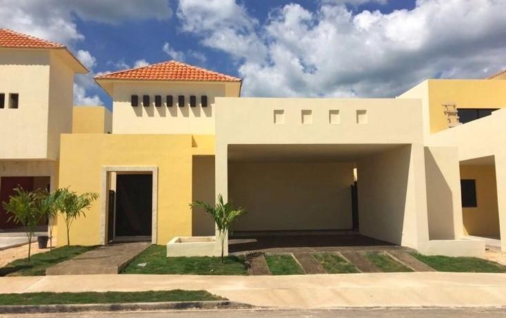 Foto de casa en venta en  , conkal, conkal, yucatán, 1791010 No. 01
