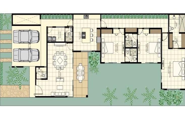 Foto de casa en condominio en venta en  , conkal, conkal, yucatán, 1791010 No. 18