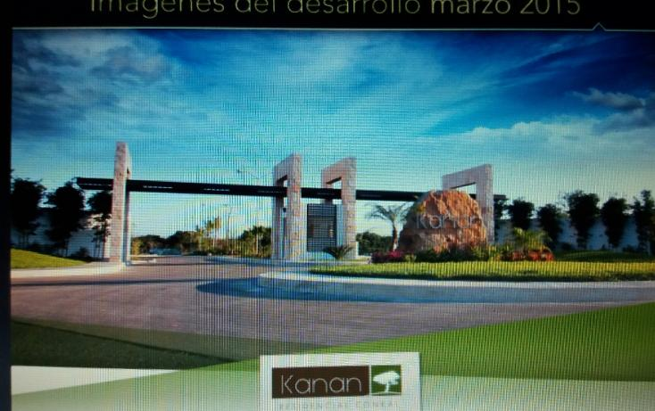 Foto de terreno habitacional en venta en  , conkal, conkal, yucatán, 1808308 No. 01