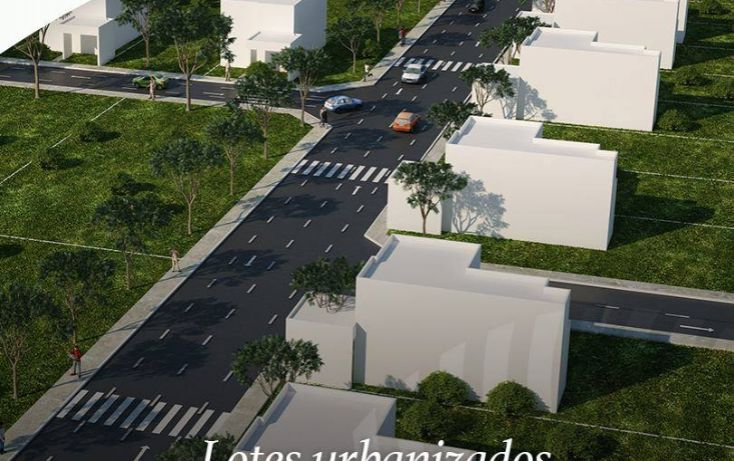 Foto de terreno habitacional en venta en, conkal, conkal, yucatán, 1811770 no 05