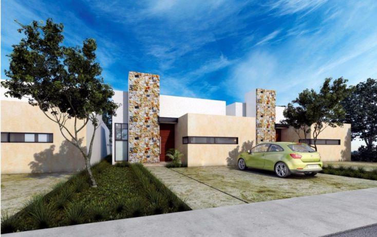 Foto de casa en condominio en venta en, conkal, conkal, yucatán, 1813900 no 01