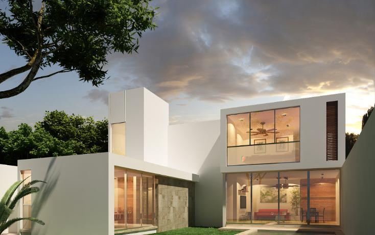 Foto de casa en venta en  , conkal, conkal, yucatán, 1817176 No. 01
