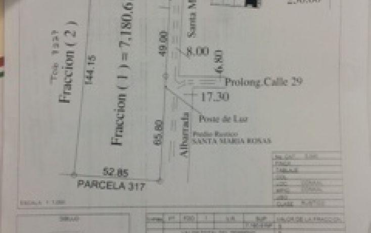 Foto de terreno habitacional en venta en, conkal, conkal, yucatán, 1834388 no 01