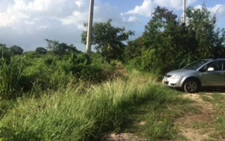 Foto de terreno habitacional en venta en  , conkal, conkal, yucatán, 1834388 No. 04