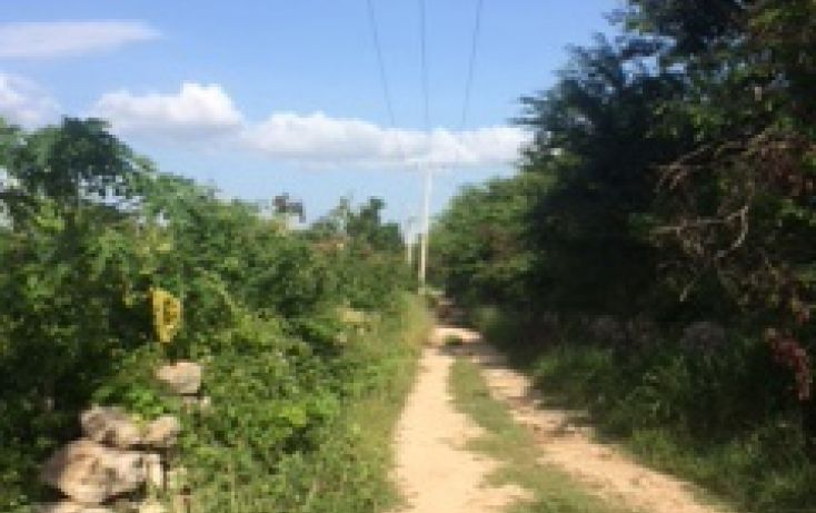 Foto de terreno habitacional en venta en, conkal, conkal, yucatán, 1834388 no 05