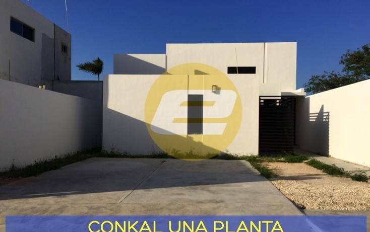 Foto de casa en venta en  , conkal, conkal, yucatán, 1836262 No. 01