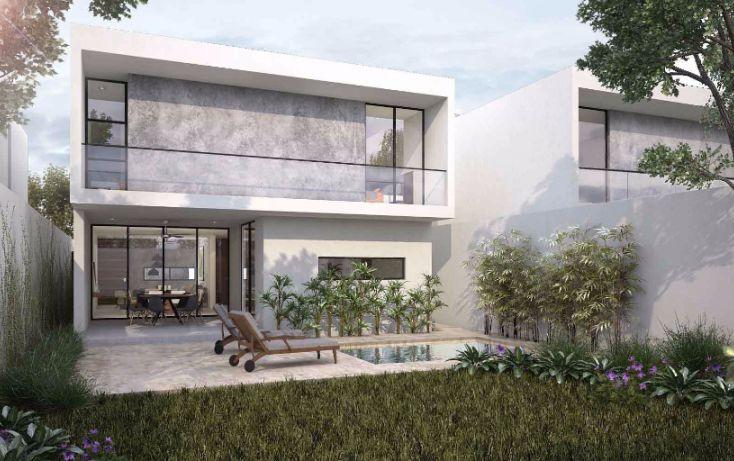 Foto de casa en condominio en venta en, conkal, conkal, yucatán, 1851404 no 02