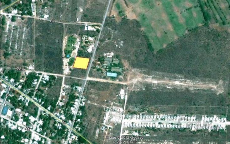 Foto de terreno habitacional en venta en  , conkal, conkal, yucatán, 1860458 No. 02