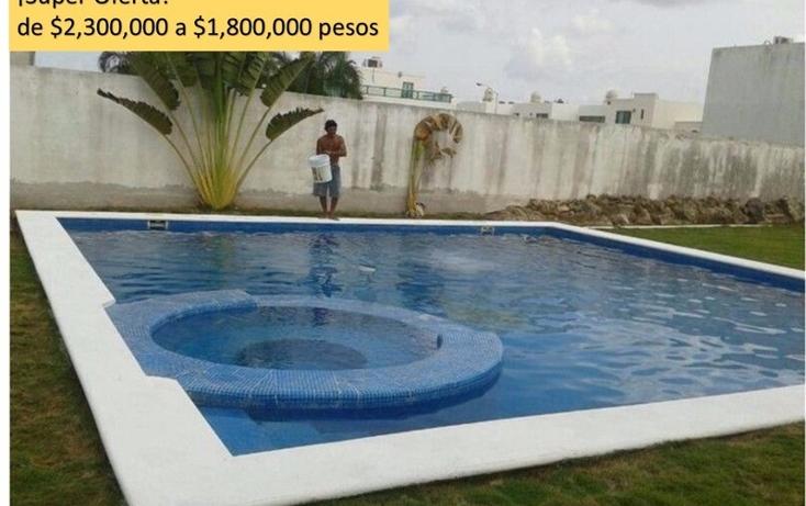 Foto de casa en venta en  , conkal, conkal, yucat?n, 1860622 No. 01