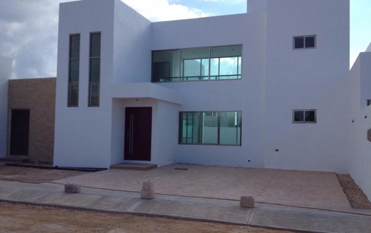 Foto de casa en venta en  , conkal, conkal, yucatán, 1860734 No. 01