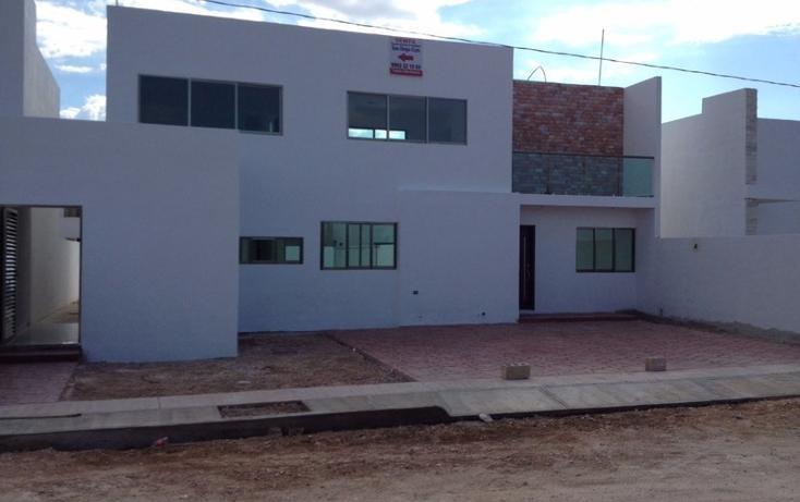 Foto de casa en venta en  , conkal, conkal, yucatán, 1860736 No. 01