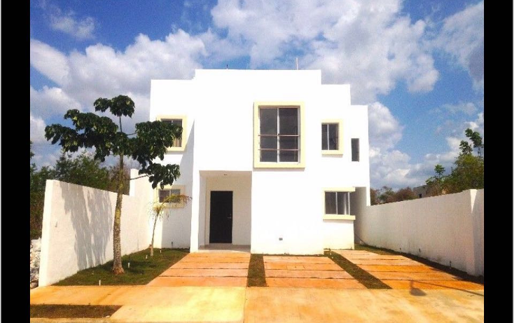 Foto de casa en venta en  , conkal, conkal, yucat?n, 1873540 No. 02