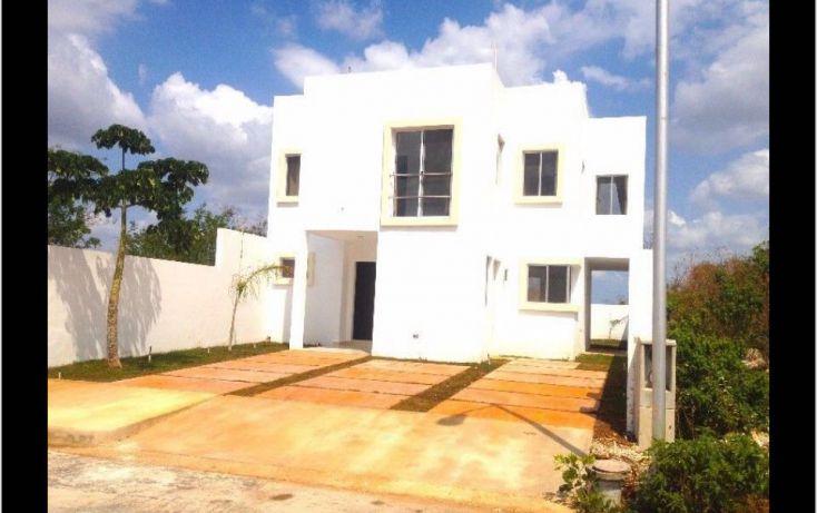 Foto de casa en condominio en renta en, conkal, conkal, yucatán, 1873544 no 02