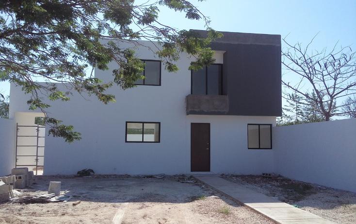 Foto de casa en venta en  , conkal, conkal, yucatán, 1876668 No. 01