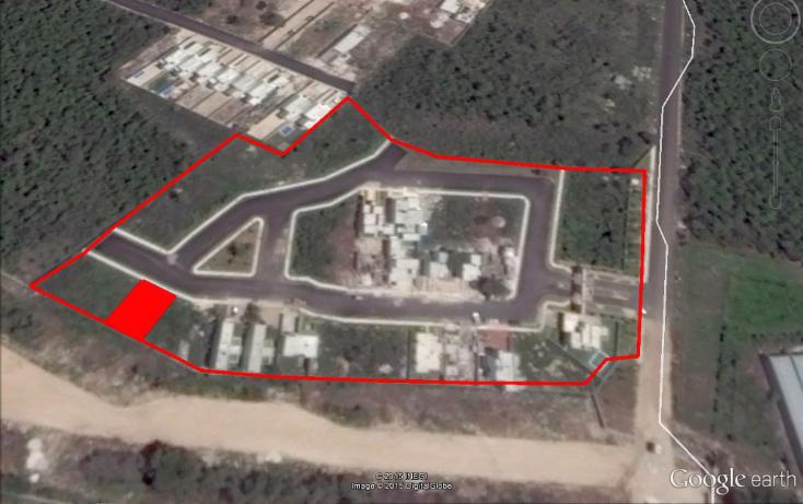 Foto de terreno habitacional en venta en  , conkal, conkal, yucatán, 1899710 No. 03