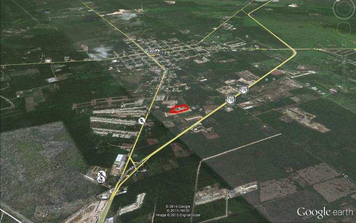 Foto de terreno habitacional en venta en  , conkal, conkal, yucat?n, 1905000 No. 09