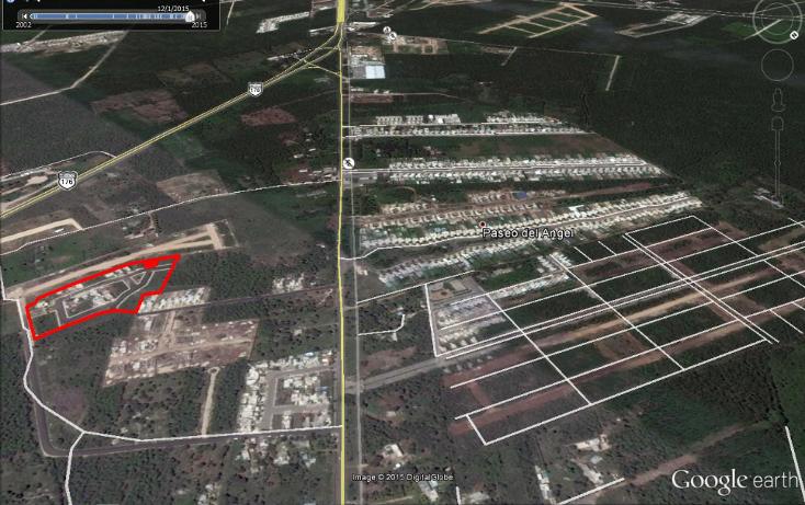 Foto de terreno habitacional en venta en  , conkal, conkal, yucat?n, 1905000 No. 12