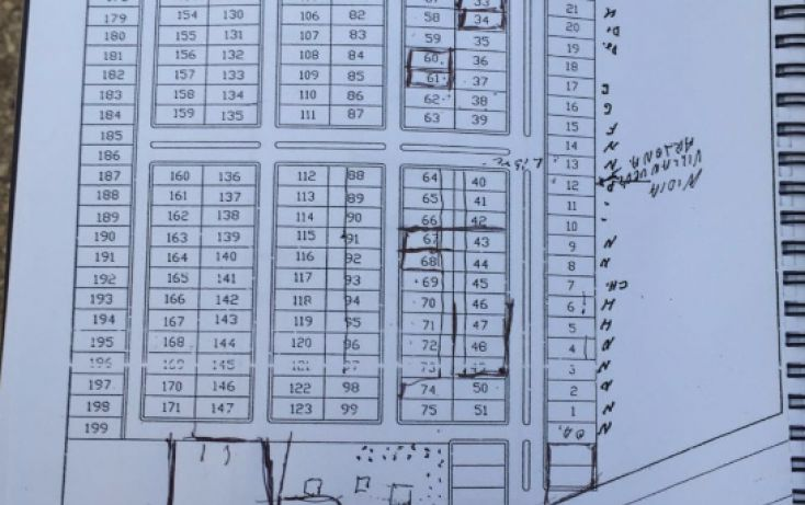 Foto de terreno habitacional en venta en, conkal, conkal, yucatán, 1907312 no 01