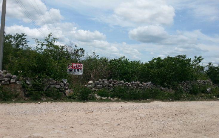Foto de terreno habitacional en venta en, conkal, conkal, yucatán, 1907318 no 02