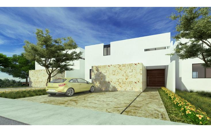 Foto de casa en venta en  , conkal, conkal, yucatán, 1917044 No. 01