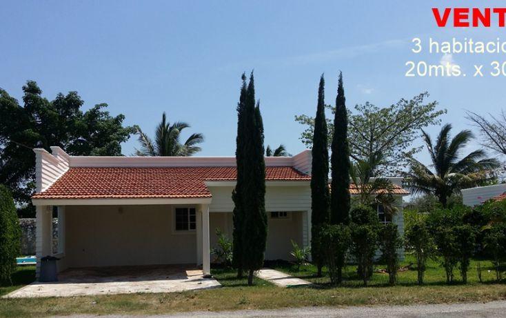 Foto de casa en venta en, conkal, conkal, yucatán, 1927635 no 01