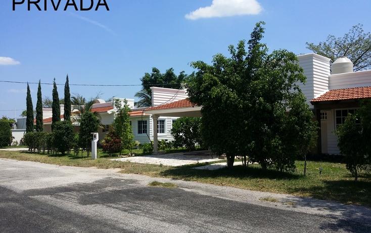 Foto de casa en venta en  , conkal, conkal, yucat?n, 1927635 No. 02
