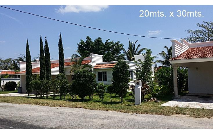 Foto de casa en venta en  , conkal, conkal, yucat?n, 1927635 No. 03