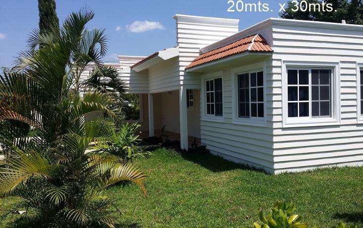 Foto de casa en venta en, conkal, conkal, yucatán, 1927637 no 01