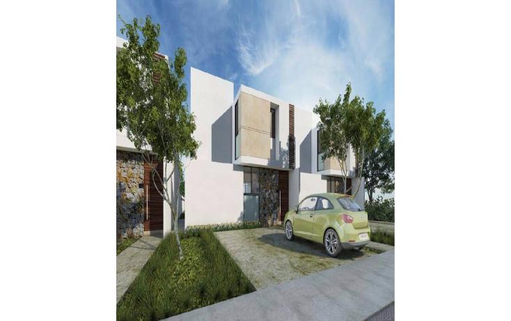 Foto de casa en venta en  , conkal, conkal, yucatán, 1951066 No. 01