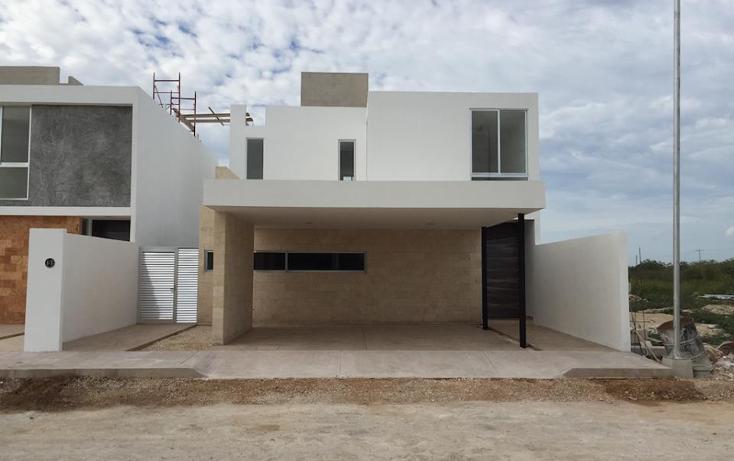 Foto de casa en venta en  , conkal, conkal, yucatán, 1951548 No. 02
