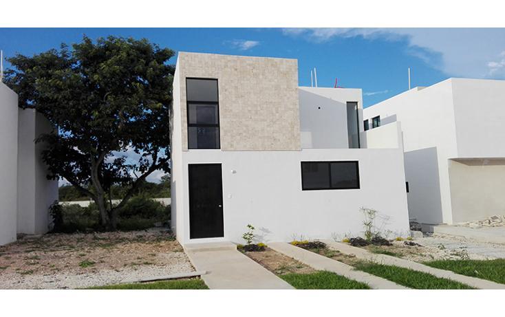 Foto de casa en venta en  , conkal, conkal, yucatán, 1973014 No. 01
