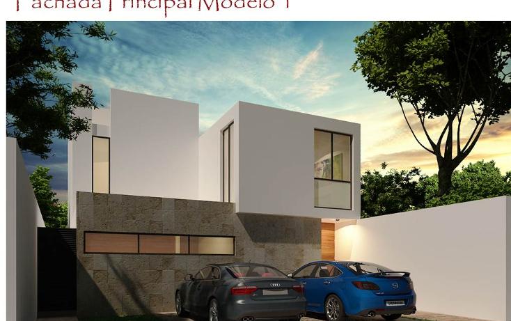 Foto de casa en venta en  , conkal, conkal, yucatán, 1976920 No. 01