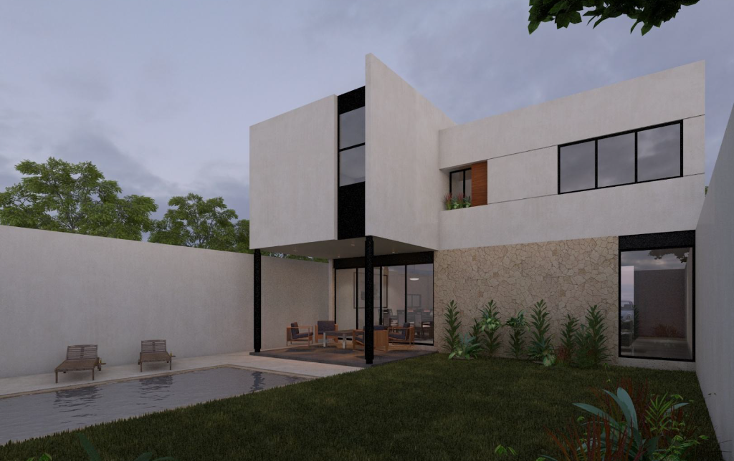 Foto de casa en venta en  , conkal, conkal, yucatán, 1981576 No. 02