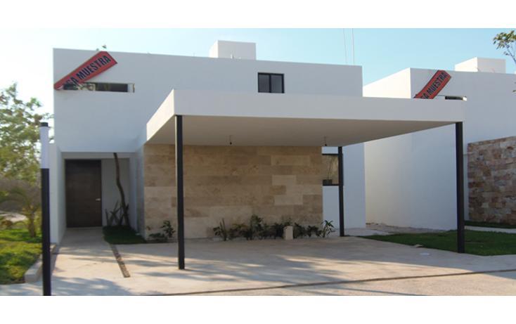 Foto de casa en venta en  , conkal, conkal, yucatán, 1983812 No. 01