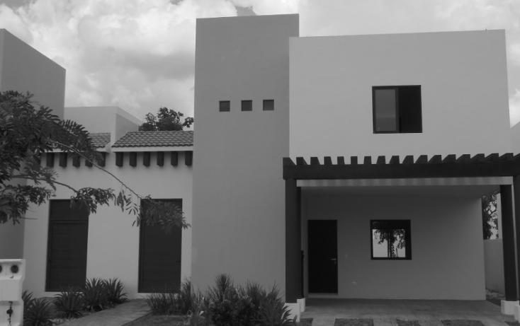 Foto de casa en venta en  , conkal, conkal, yucatán, 1983960 No. 01