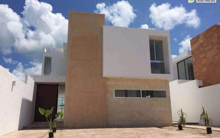 Foto de casa en venta en  , conkal, conkal, yucatán, 1984484 No. 01