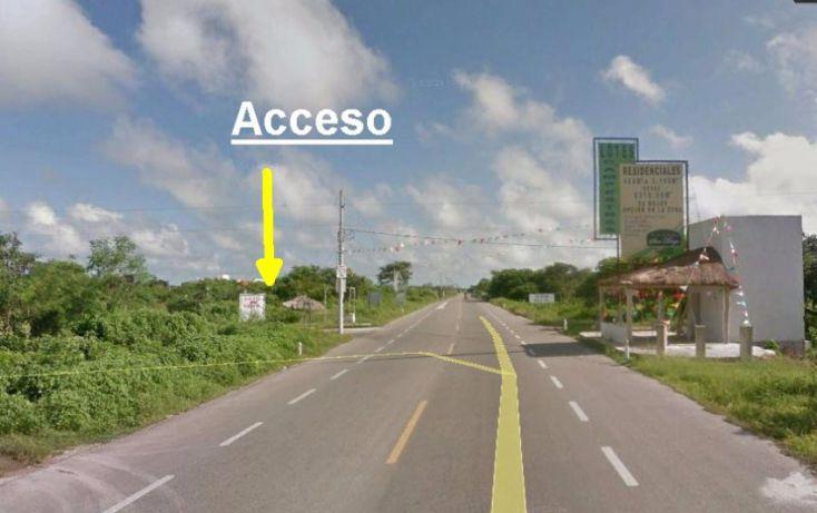 Foto de terreno habitacional en venta en, conkal, conkal, yucatán, 1985736 no 03