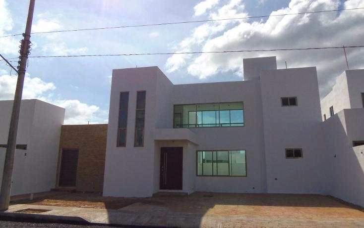 Foto de casa en venta en  , conkal, conkal, yucatán, 2000598 No. 01