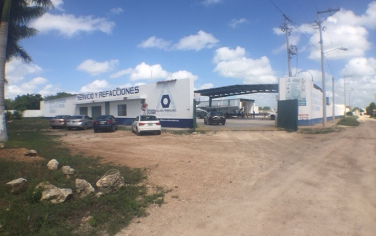 Foto de terreno comercial en venta en  , conkal, conkal, yucat?n, 2003124 No. 02