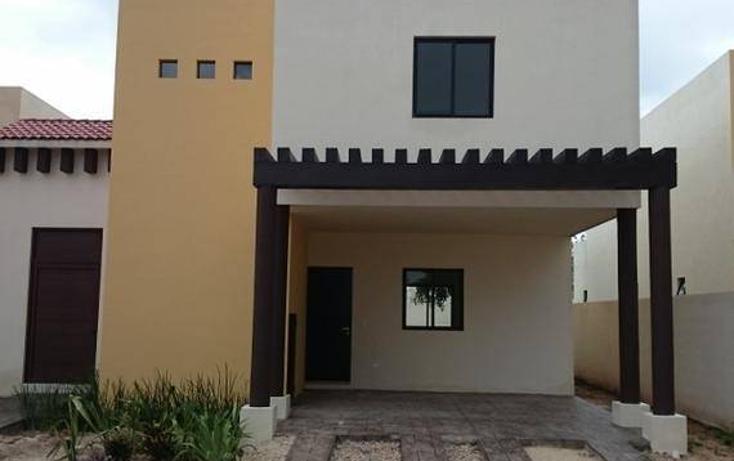 Foto de casa en venta en  , conkal, conkal, yucatán, 2011634 No. 01