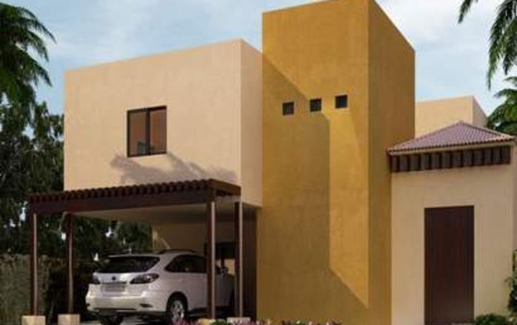 Foto de casa en venta en  , conkal, conkal, yucatán, 2015406 No. 01