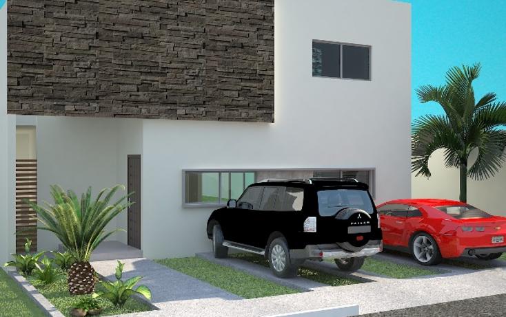 Foto de casa en venta en  , conkal, conkal, yucatán, 2031640 No. 01