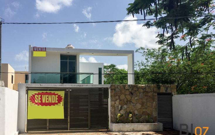 Foto de casa en venta en  , conkal, conkal, yucatán, 2034912 No. 01